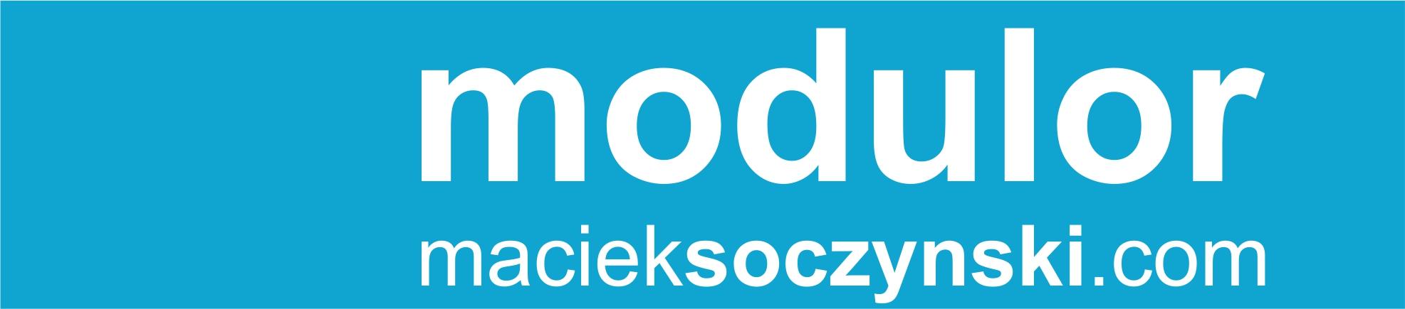 modulor-baner